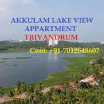 Lake View Appartment, Trivandrum