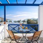 Glaros Hotel (By The Sea), Ios Chora