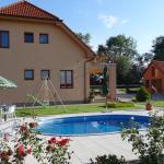 Hotel Pictures: Penzion Rosa, Štěpánovice