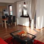 酒店图片: Apartment Gold City, Fojnica