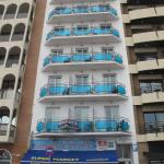 Hostal La Playa, Lloret de Mar