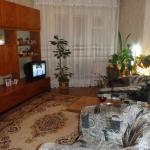 Apartment on Olimpiyskaya 30, Kirovsk