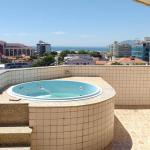 Hotel Pictures: Cobertura com vista para o mar, São Pedro da Aldeia