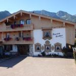 Pension Restner, Inzell