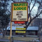 Wapiti Lodge, Durango
