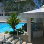 Praia e Piscina - apartamento das Corticeiras 101, Florianópolis