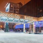 Chocolate-Hotel,  Tolyatti