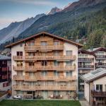 Matterhorngruss Apartments, Zermatt