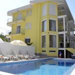 Villa Medusa Apartments, Dobra Voda