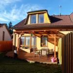 Hotel Pictures: Pronájem Lipno- řadový dům, Frymburk