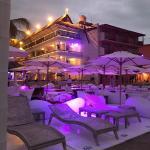 Maliah Beach Club, Zorritos