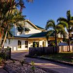 Shamrock Gardens Motel, Mackay
