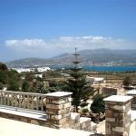 Arokaria, Antiparos Town