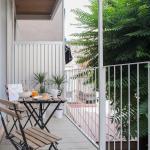 Stylish Modern Gracia Apartment 1B, Barcelona