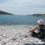 Ideal Retreat on the Beach, Skyros