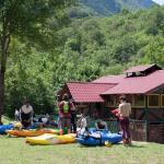 "酒店图片: Rafting Center ""TARA-RAFT"", Bastasi"