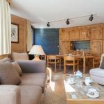 Les Appartements du Domaine du Jardin Alpin, Courchevel