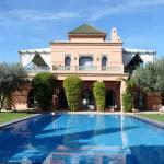 Villa Palmeraie, Marrakech