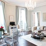 Apartment Sebastopol,  Paris