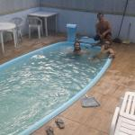 Hotel Pictures: Casa Mobiliada com Piscina em Manguinhos Serra ES, Manguinhos
