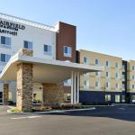Fairfield Inn & Suites by Marriott Martinsburg,  Martinsburg