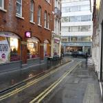 Regents Street Apartment,  London