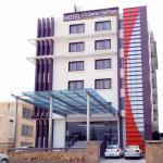 Hotel Crystal Ganga Heights, Haridwār