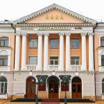 Hotel Tsentralnaya (former Chernigov), Bryansk
