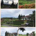 Villa Green,  Ciater