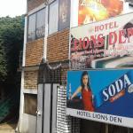 Hotel Lions Den & Lions D Restaurant, Anuradhapura