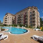 Menada VIP Zone Apartments, Sunny Beach
