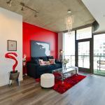DTLA Designer Suite With Massive Views, Los Angeles