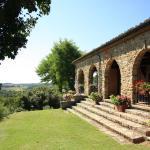 Villa Leonardo, Sinalunga