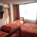 Hotel Fanine Inn, Paipa