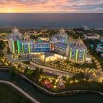 Delphin BE Grand Resort, Lara