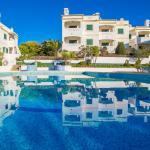 2 Bed Apt With Communal Pool, Carvoeiro,  Lagoa