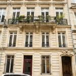 Foy Lovely 2 bedroom apartment + prkg, Bordeaux