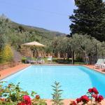 Villa Panichi, Castiglion Fiorentino