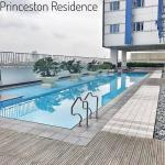 Low Cost Staycation Princeston Residence, Manila