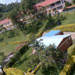 Golf Eden Rock Hotel,  Kibuye