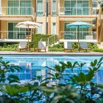 Luxury Beachfront Huahin Condo By Favstay, Khao Tao