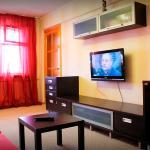 Apartment on Muchacheva 133,  Biysk