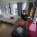 HITrental Allmend Comfort Studios, Luzern
