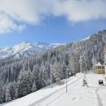 Schatzalp Hotel, Davos