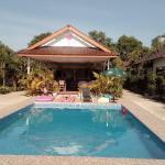 Flamant Rose,  Sihanoukville