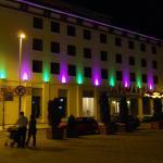 Hotel Bistrita, Bacău