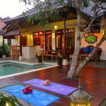 Villa Balistar, Jasri