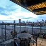 Superb Roof Terrace Shoreditch, London