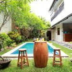 Villa Anggrek,  Seseh