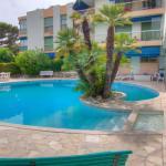 3 pièces Eden Park, Cannes